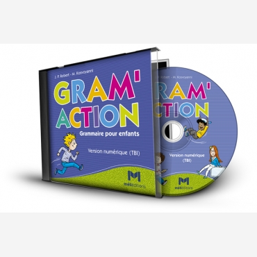 CDRom Gramaction